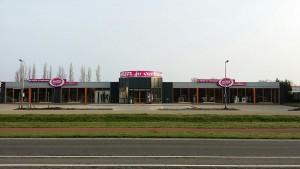 Kringloopwinkel Noppes Grootebroek pand