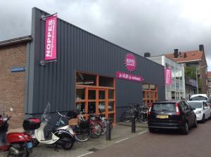 Kringloopwinkel Noppes Santpoort-Noord pand
