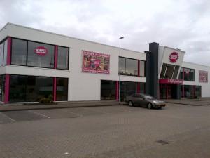 Kringloopwinkel Noppes Velserbroek pand