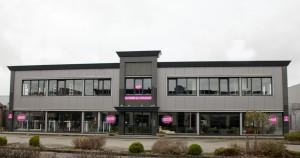 Kringloopwinkel Noppes Volendam pand
