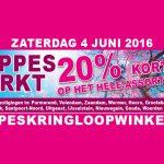 Koopjes bij Noppes markt op zaterdag 4 juni