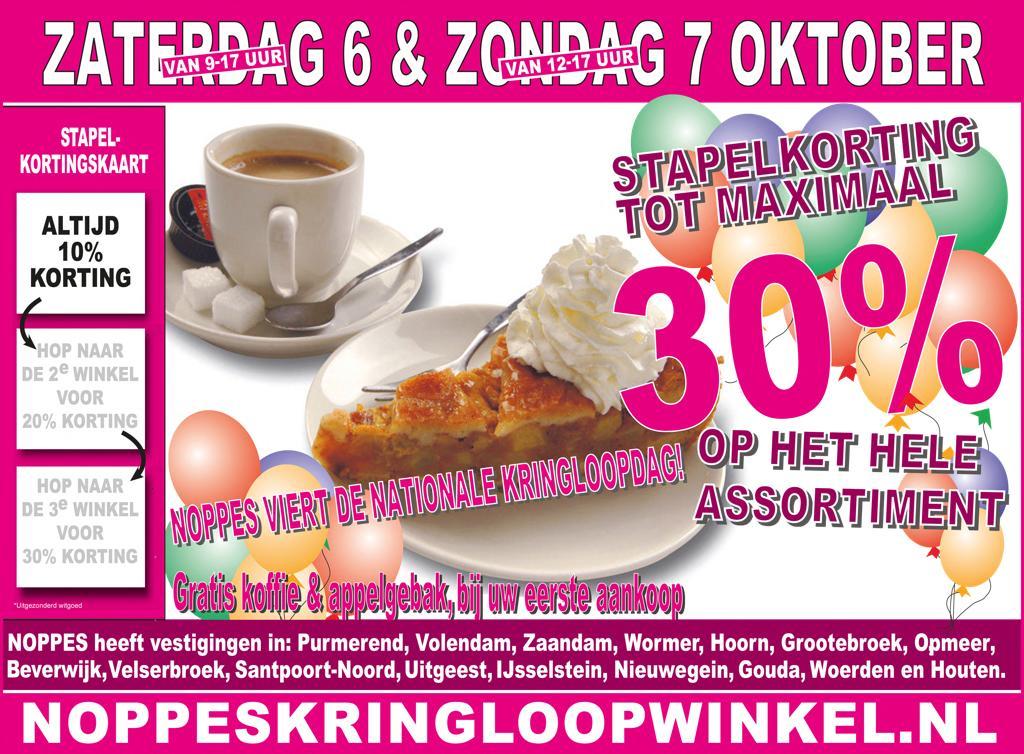 Nationale Kringloopdag 2018